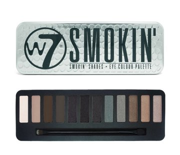 W7 Make-Up Smokin'