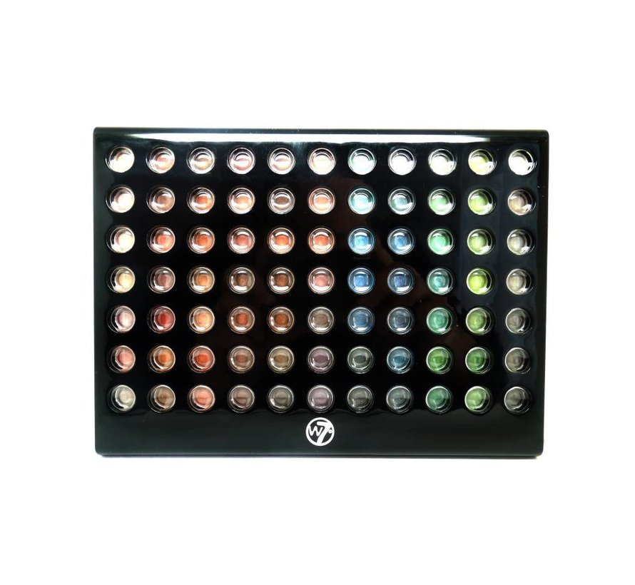 Paintbox 77 Shades - Oogschaduwpalette