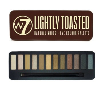 W7 Make-Up In The Buff: Lightly Toasted Palette