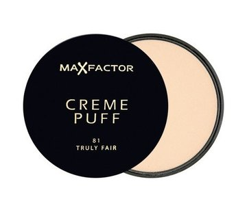 Max Factor Creme Puff - 81 Truly Fair