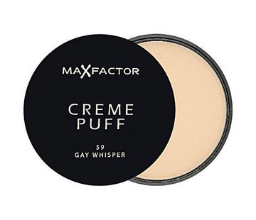 Max Factor Creme Puff - 59 Gay Whisper