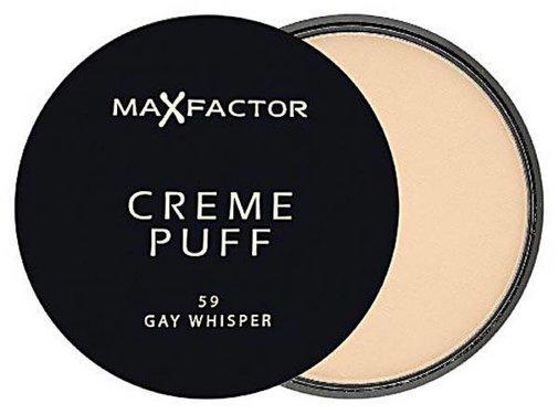 Max Factor Creme Puff - 59 Gay Whisper