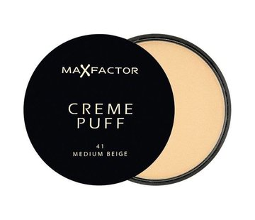 Max Factor Creme Puff - 41 Medium Beige