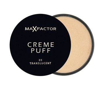 Max Factor Creme Puff - 5 Translucent