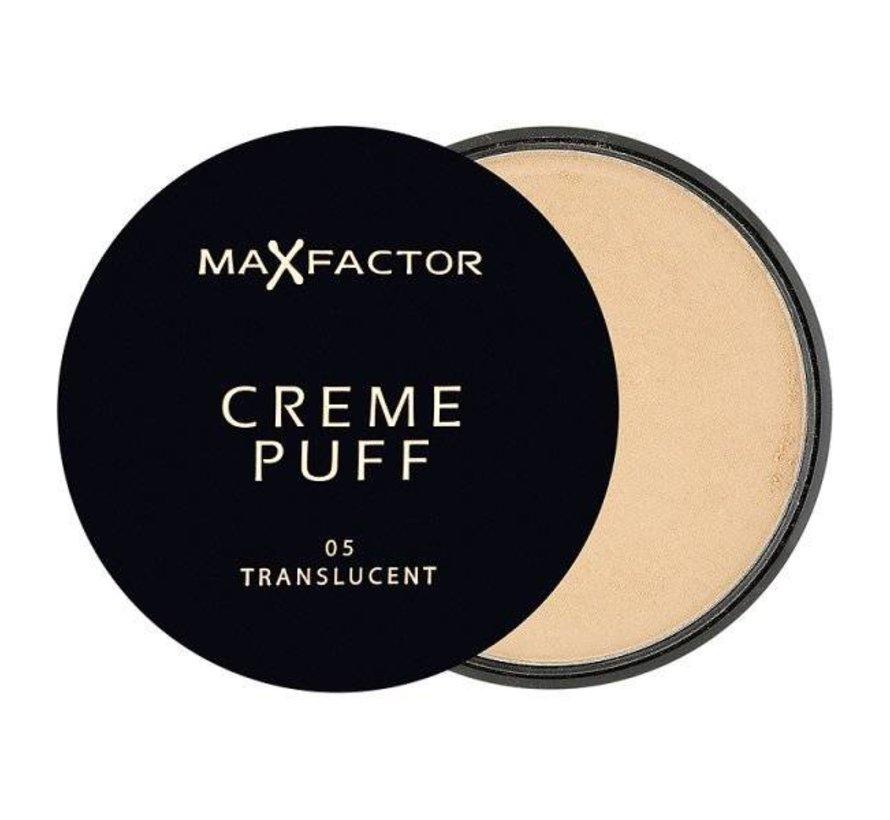 Creme Puff - 5 Translucent