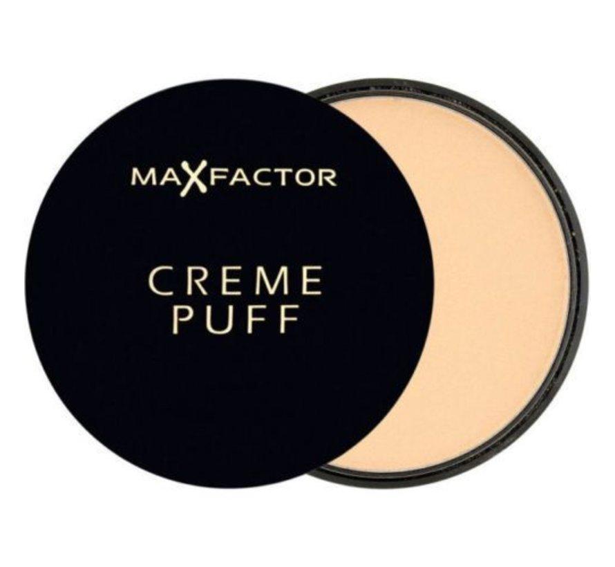 Creme Puff - 85 Light 'N Gay