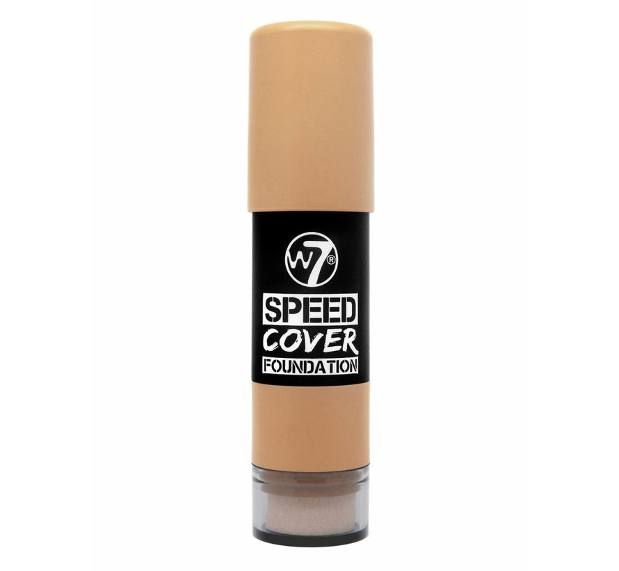 Speed Cover Foundation - Medium