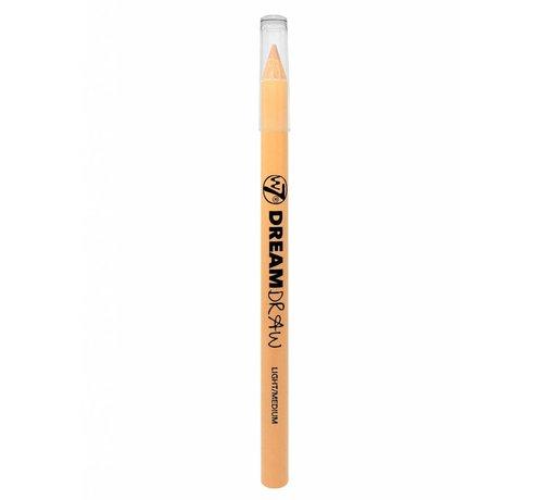 W7 Make-Up Dream Draw - Light/Medium