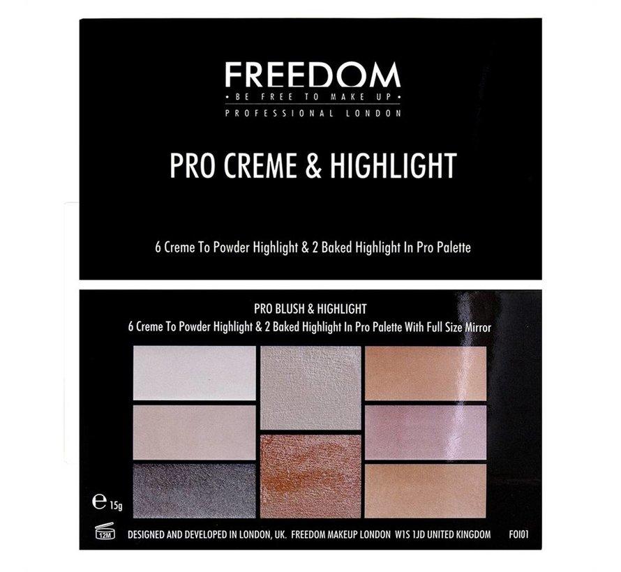 Pro Highlight Palette