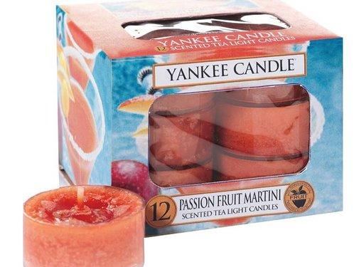Yankee Candle Passion Fruit Martini - Tea Lights