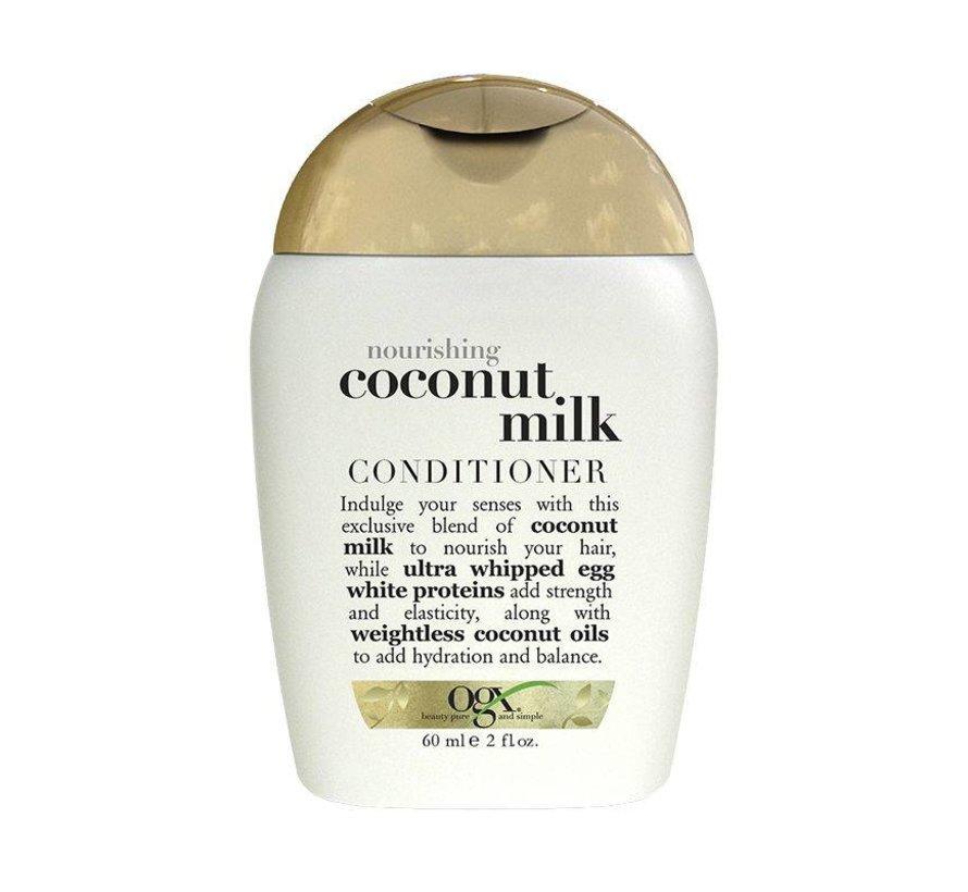 Travel Size Coconut Milk Conditioner 60 ml