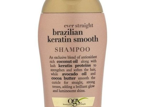 OGX (Organix) Travel Size Brazilian Smooth Shampoo