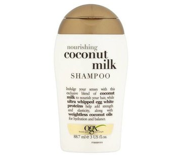 OGX (Organix) Travel Size Coconut Milk Shampoo 88.7 ml