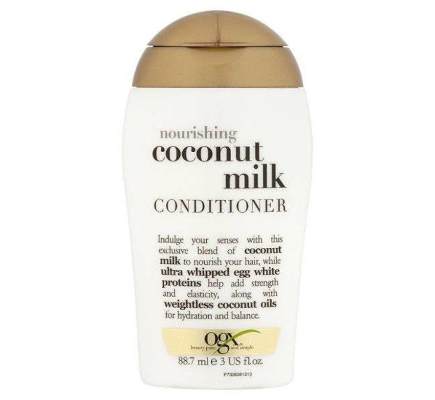 Travel Size Coconut Milk Conditioner 88.7 ml