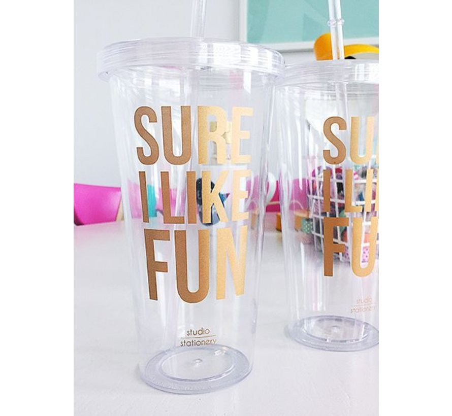 Sippy Cup - Sure I Like Fun