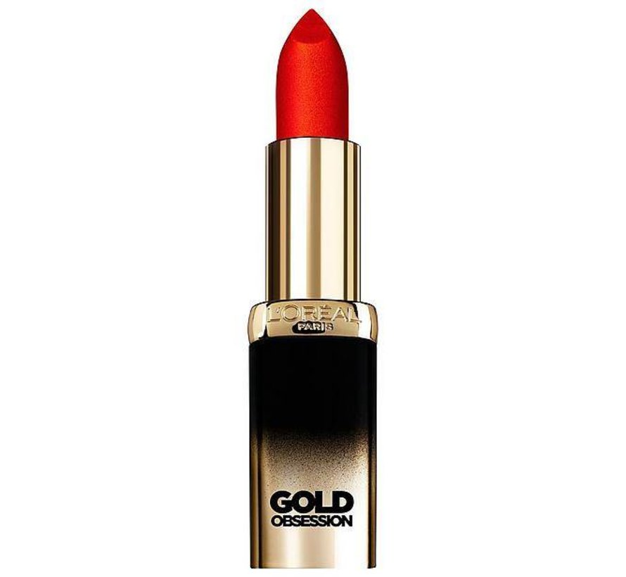 Color Riche Gold Obsession - Rouge Gold