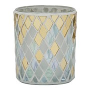 Yankee Candle Celebrate Mosaic Votive Holder