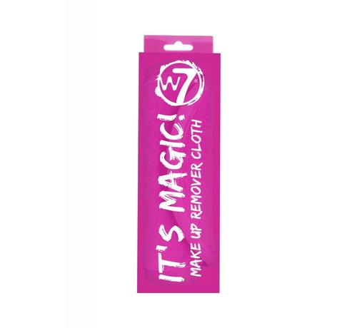 W7 Make-Up It's Magic! Makeup Remover Cloth