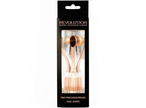 Makeup Revolution Precision Brush Oval Shape
