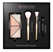 Makeup Revolution HD Pro - Strobe & Highlighting Gift Set