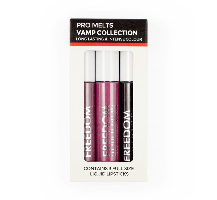 Pro Melts Vamp Collection