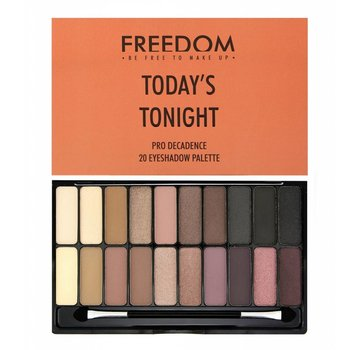 Freedom Makeup Pro Decadence Palette Today's Tonight