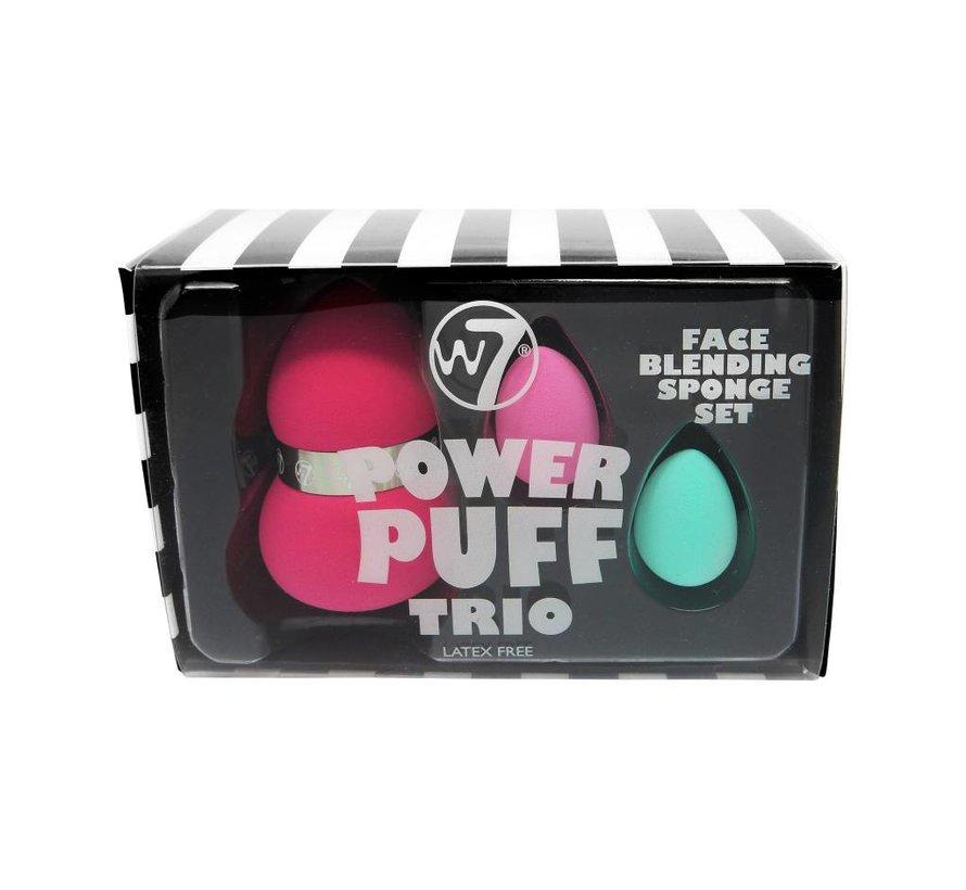 Power Puff Trio