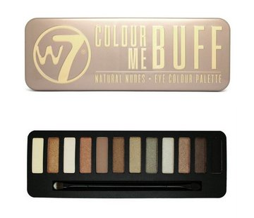 W7 Make-Up Colour Me Buff Palette