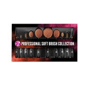 W7 Make-Up Professional Soft Brush Collection