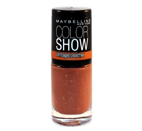 Maybelline Color Show Vintage Leather - 211 Tanned & Ready - Nagellak
