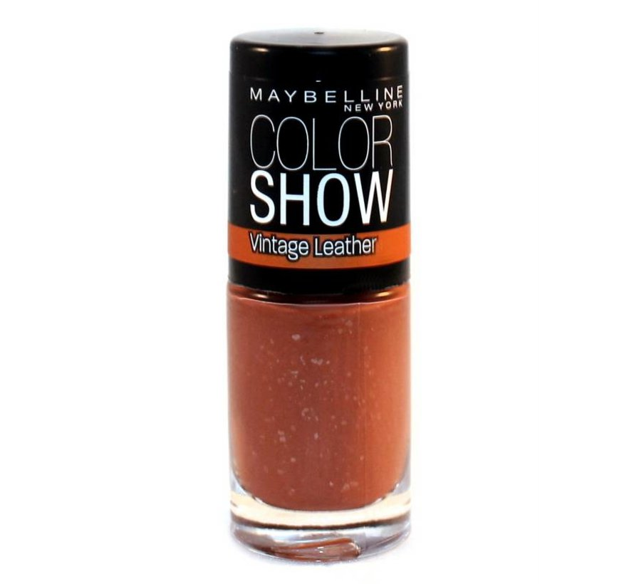 Color Show Vintage Leather - 211 Tanned & Ready - Nagellak