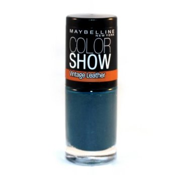 Maybelline Color Show Vintage Leather - 207 Turquoise Temptation