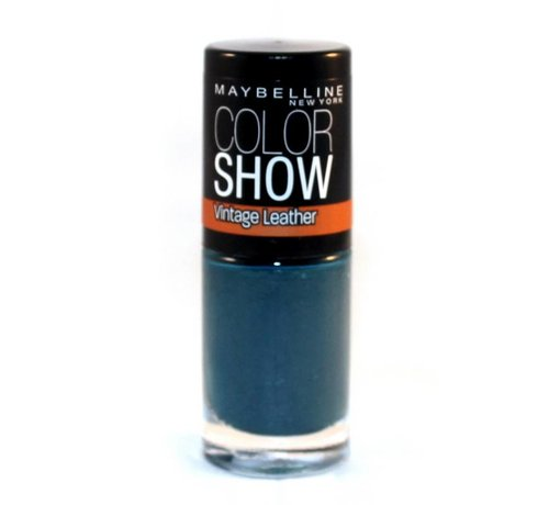 Maybelline Color Show Vintage Leather - 207 Turquoise Temptation - Nagellak