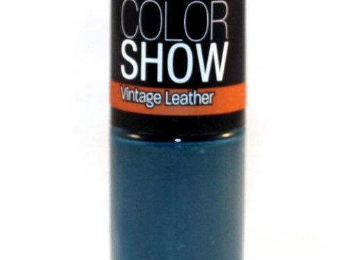 Maybelline Color Show Vintage Leather - 207 Turquoise Temptation