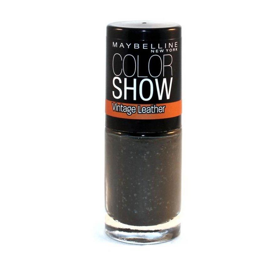 Color Show Vintage Leather - 212 Mudslide Tote - Nagellak
