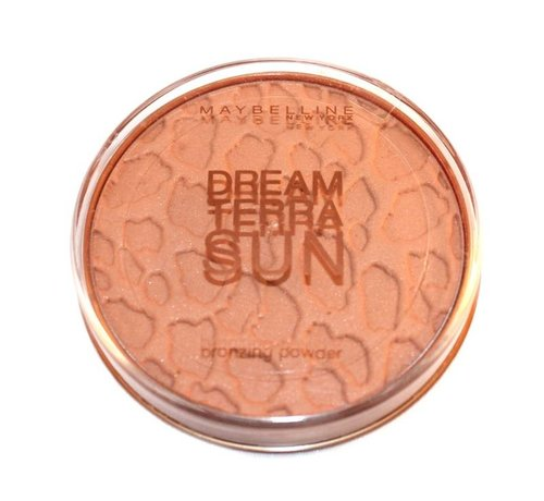 Maybelline Dream Terra Sun - 2s Cheeta - Bronzer