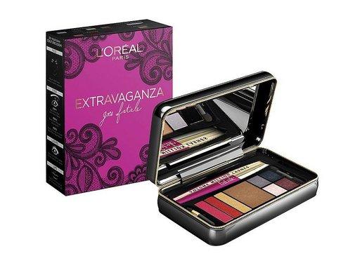L'Oréal Cadeauset - Go Fatale Palette