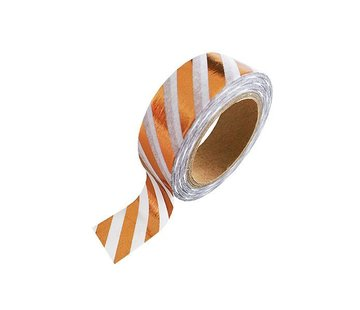 Studio Stationery Masking Tape - Koper Stripe