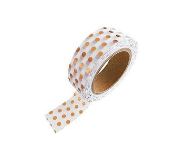 Studio Stationery Masking Tape - Koper Dots