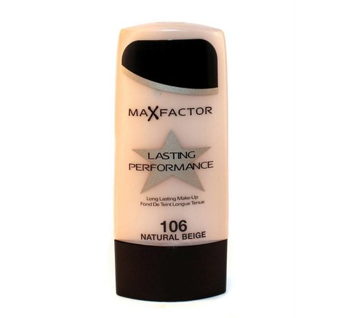 Max Factor Lasting Performance - 106 Natural Beige - Foundation