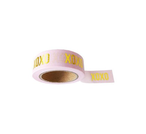 Studio Stationery Masking Tape - XOXO