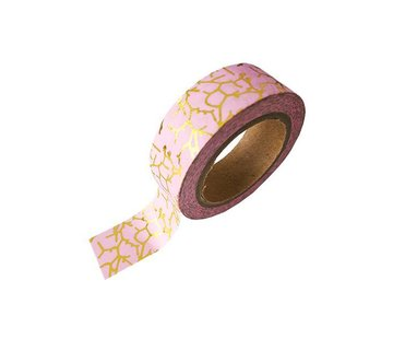 Studio Stationery Masking Tape - Pink Marble