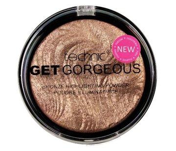 Technic Get Gorgeous Highlighter - Bronze