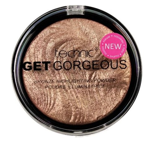 Technic Get Gorgeous Highlighter - Bronze