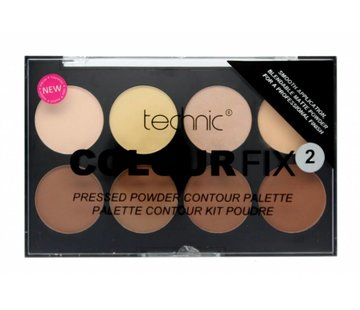 Technic Colourfix Powder Contour Palette 2