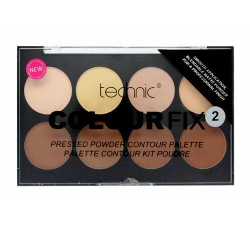 Technic Colourfix Powder Contour Palette 2