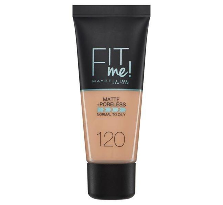 Fit Me Foundation - Classic Ivory 120