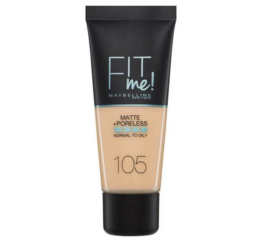 Fit Me Foundation - Natural Ivory 105