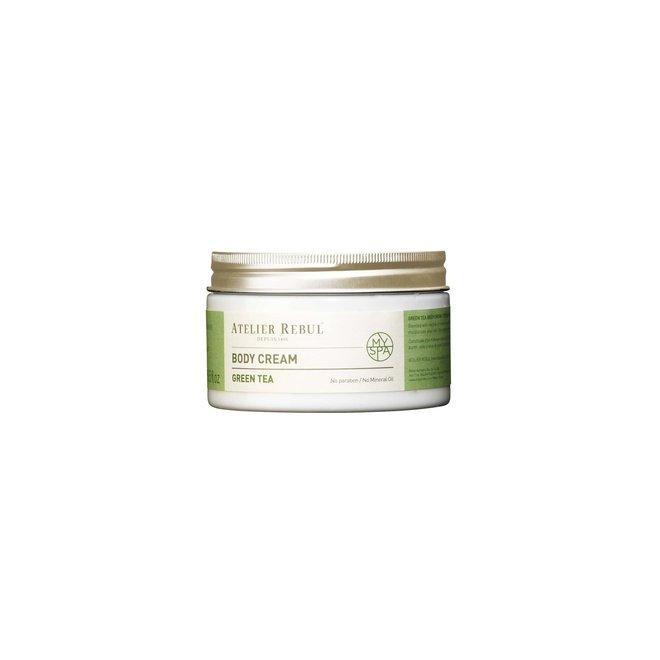 body cream green tea 250 ml