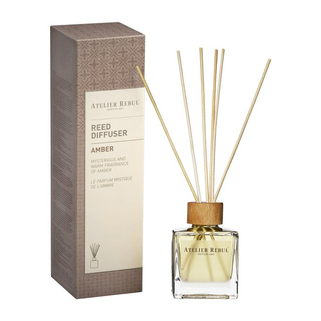 reed diffuser amber 120 ml